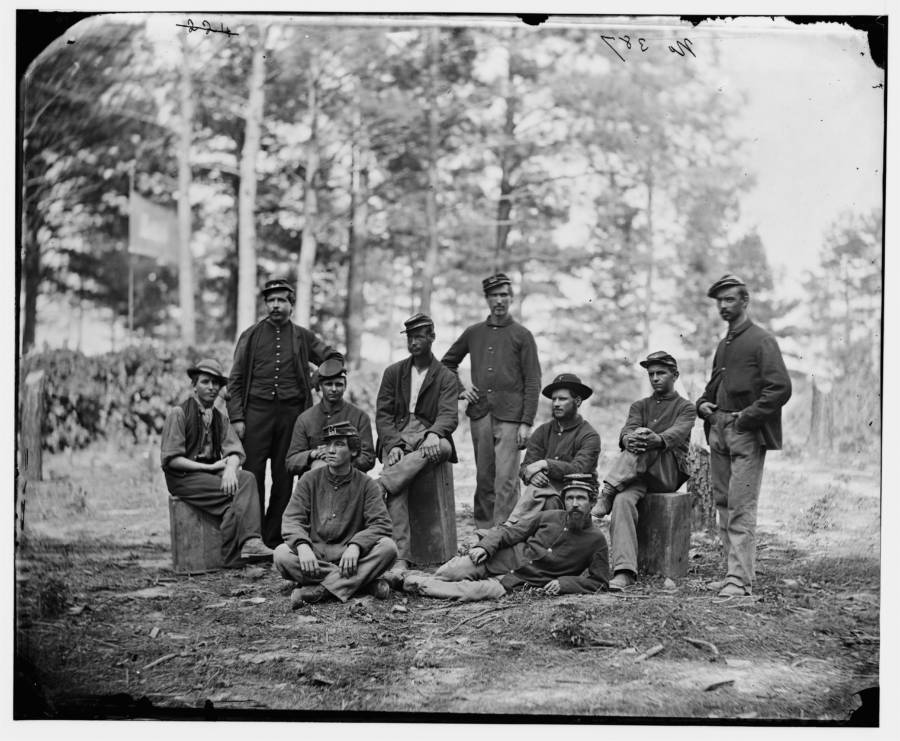 Civil War Union Soldiers