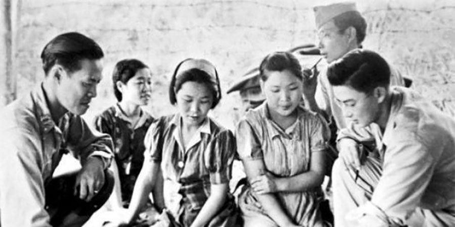 Japanese war crimes against women