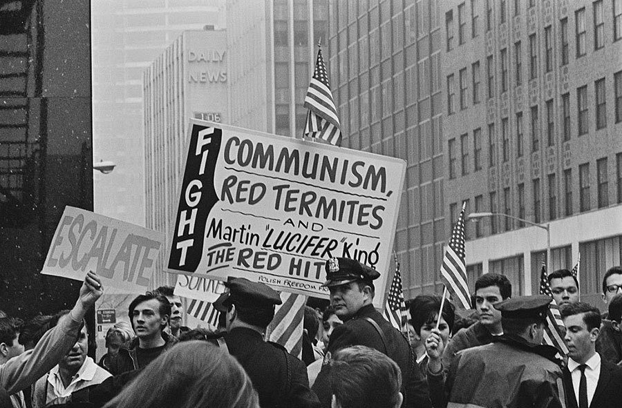 Communism Red Termites