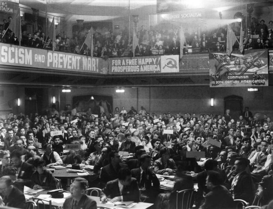 Communist National Convention