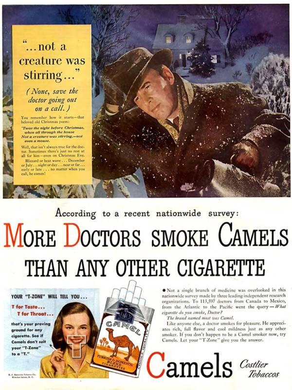 Doctors Camels