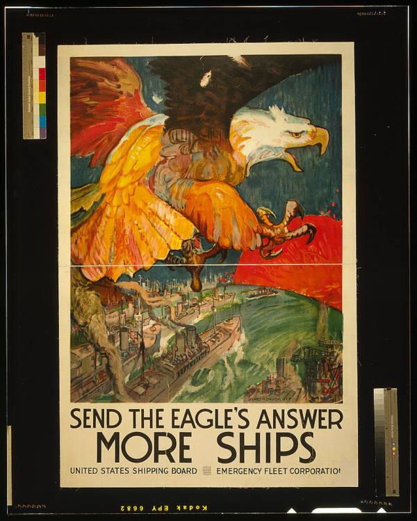 Eagle Ships