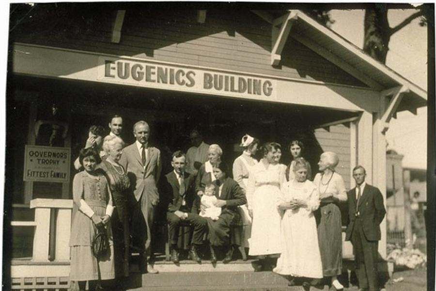 Eugenics Eugenics Building