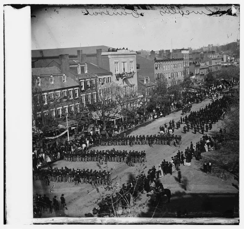 Funeral March For Abraham Lincoln