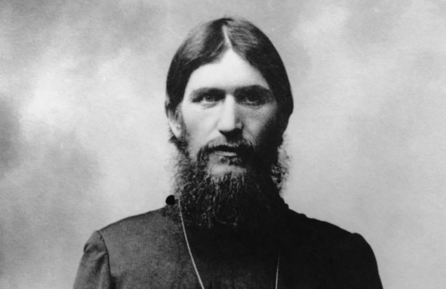Grigori Rasputin Beard Robe