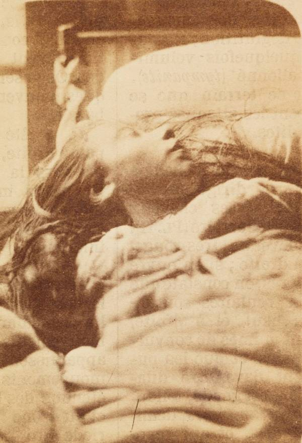 Hysterical Women 1870s Writhing