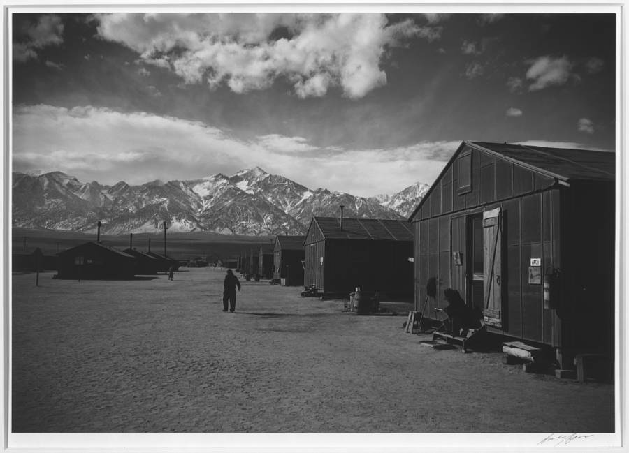 Internment Camp Manzanar