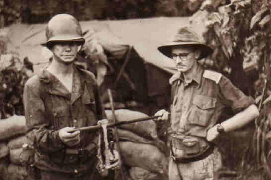Japan Atrocity Australian Remains