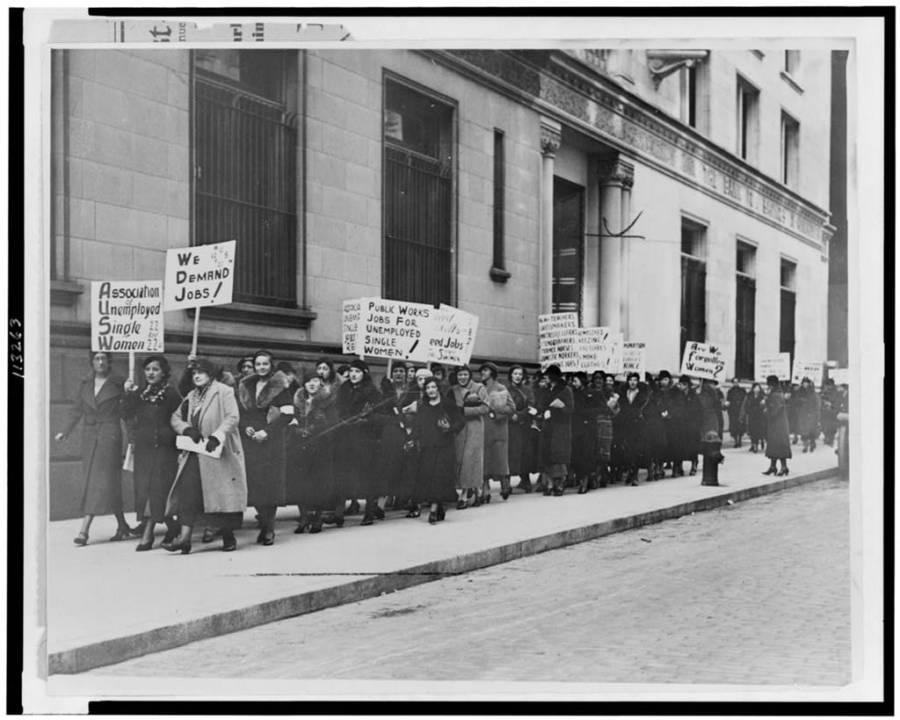 Job Protest