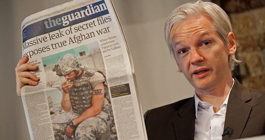 Julian Assange Facts