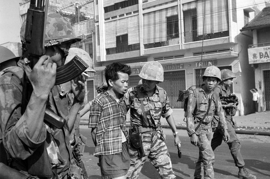 Just Before Saigon Execution