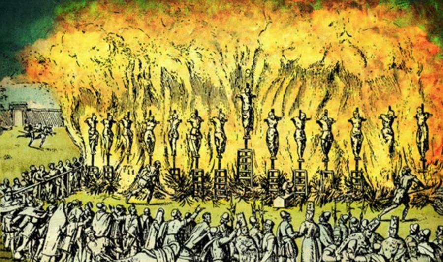 Mass Burning