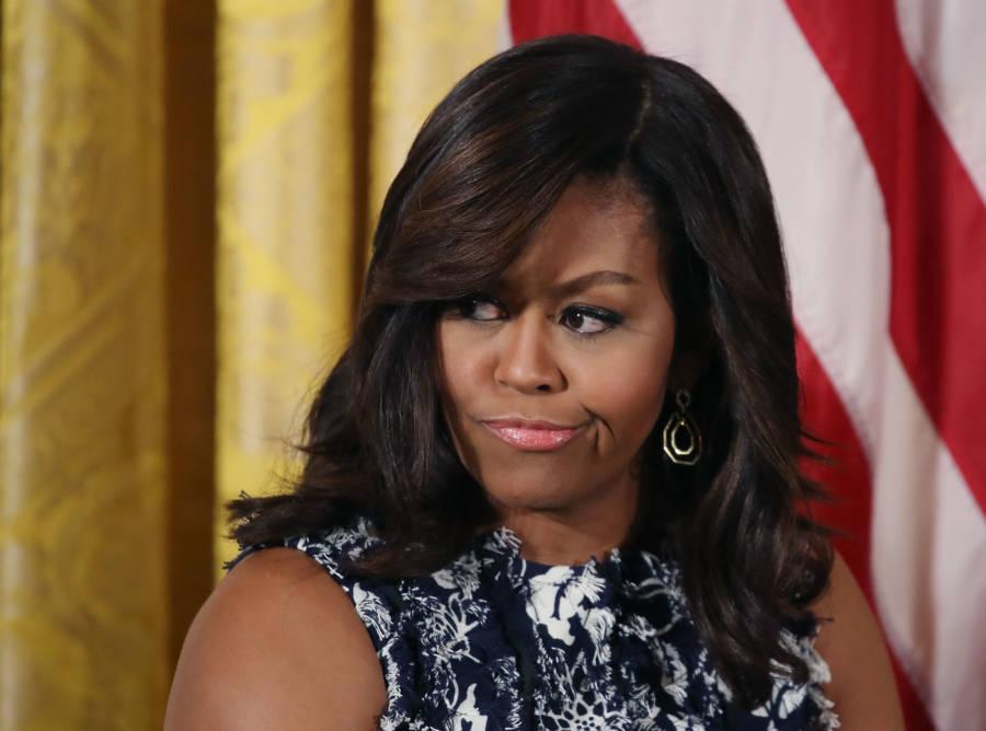 Michelle Obama Copy