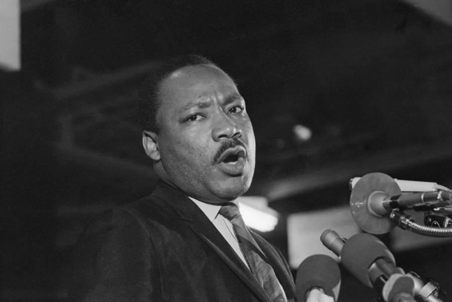 Martin Luther King's Last Speech