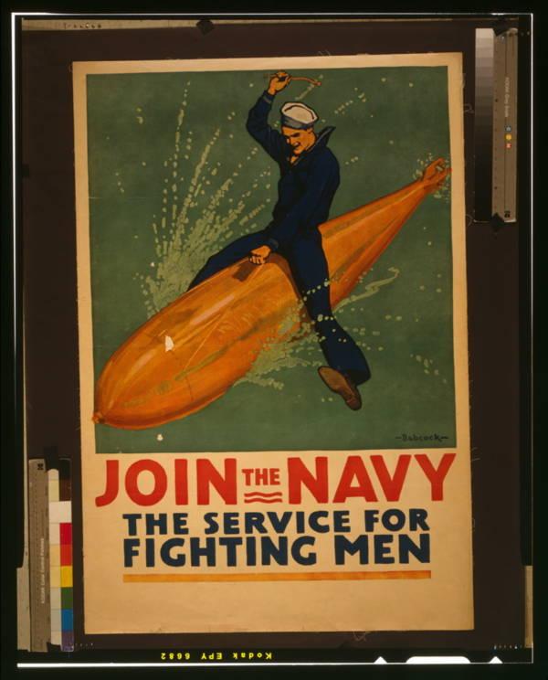 Navy Torpedo
