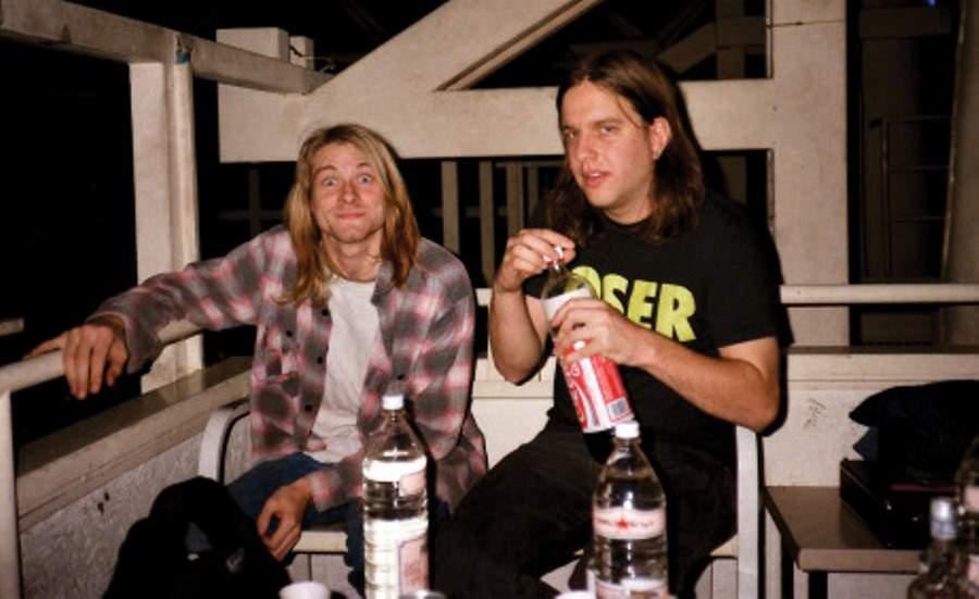 Kurt Cobain In 1989