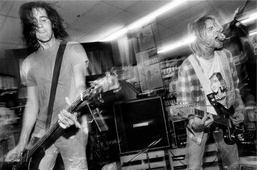Nirvana Flannel
