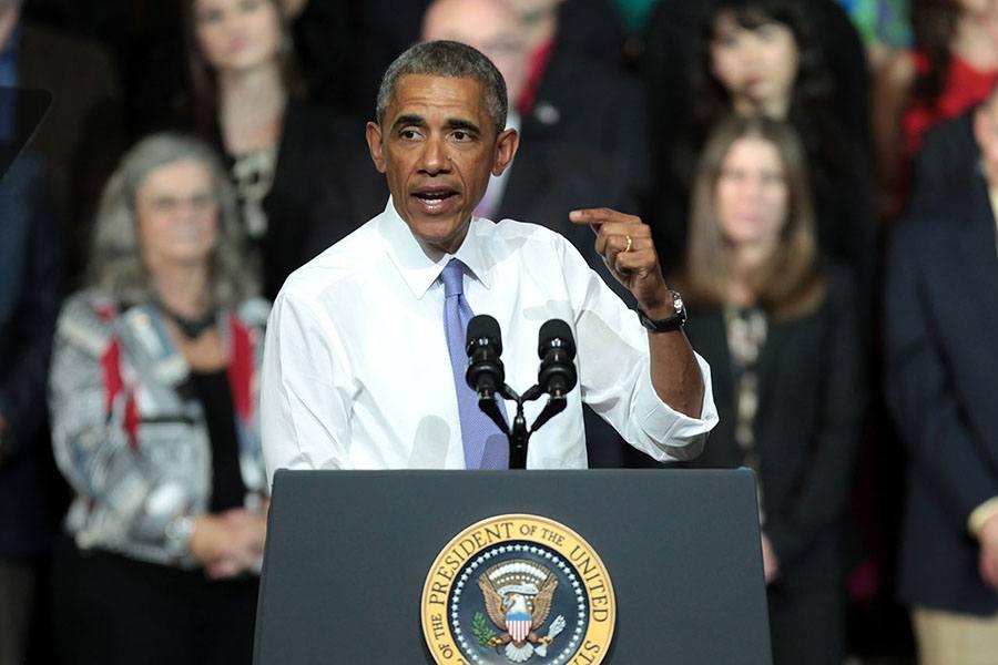 Obama Wikimedia