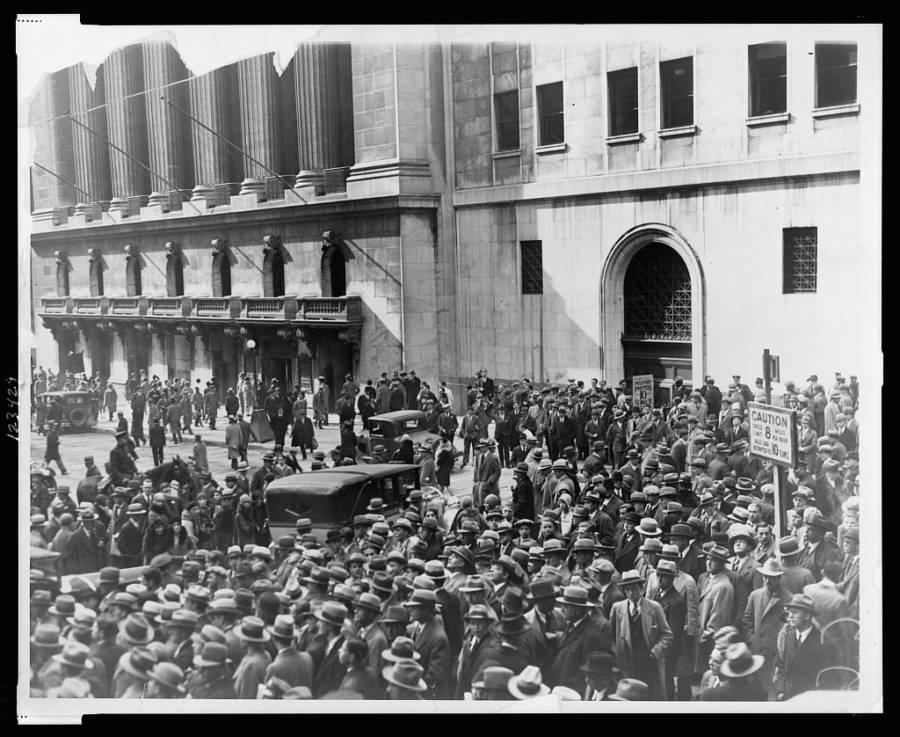 Outside Stock Exchange