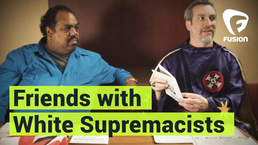 How Daryl Davis Convinced 200 Racists To Leave The Kkk-9965