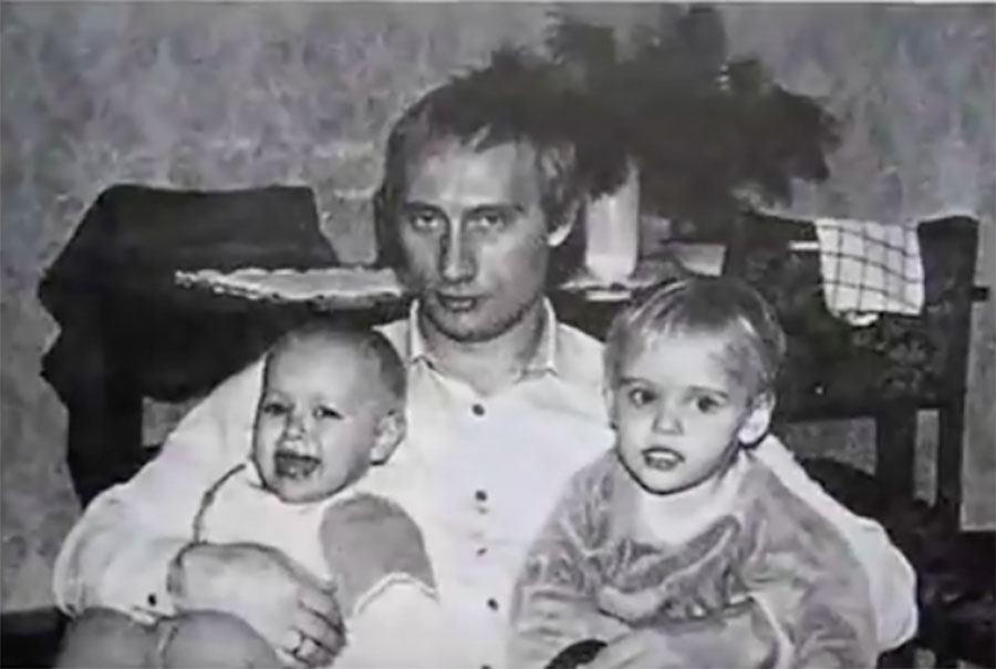 Putin Daughters