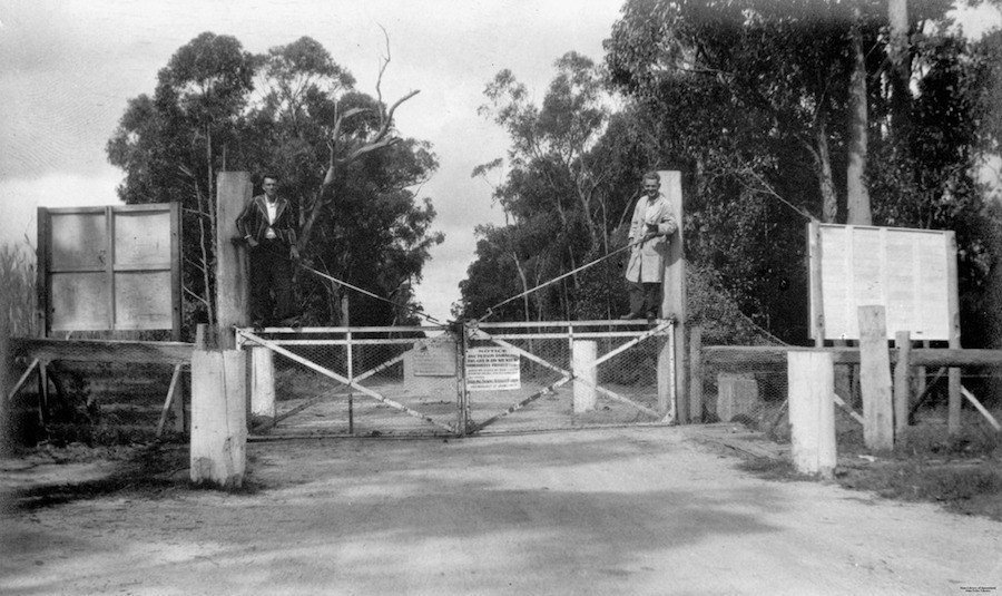 Rabbit Gate 1934