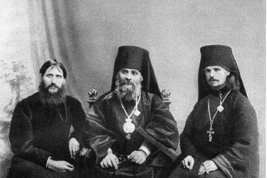Rasputin Germogen Iliodor