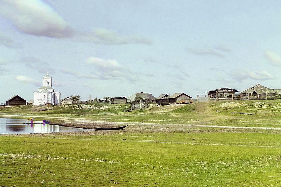 Rasputin's Hometown