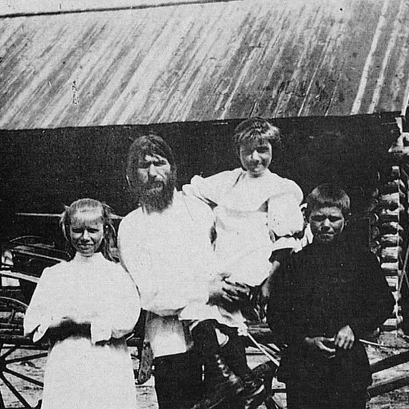 Rasputin's Family
