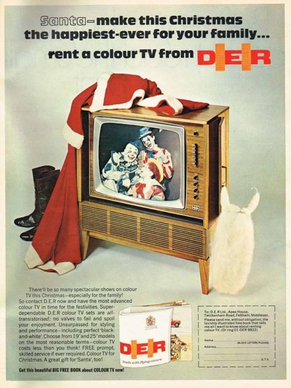 Rent Color Tv
