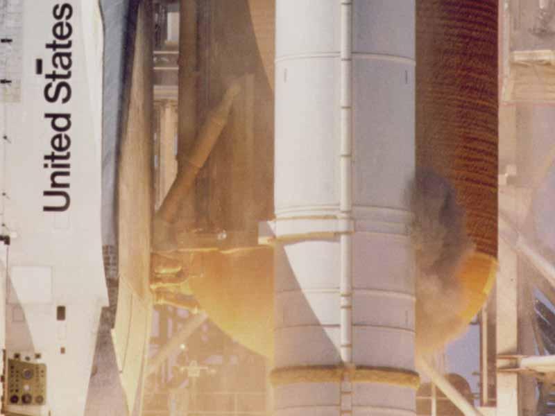 Shuttle Smoke