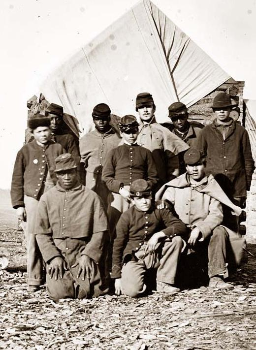 Civil War Photos: 39 Haunting Scenes From America's Darkest Hour
