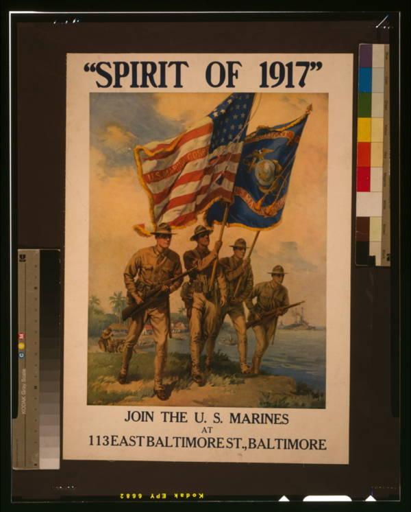 Spirit 1917