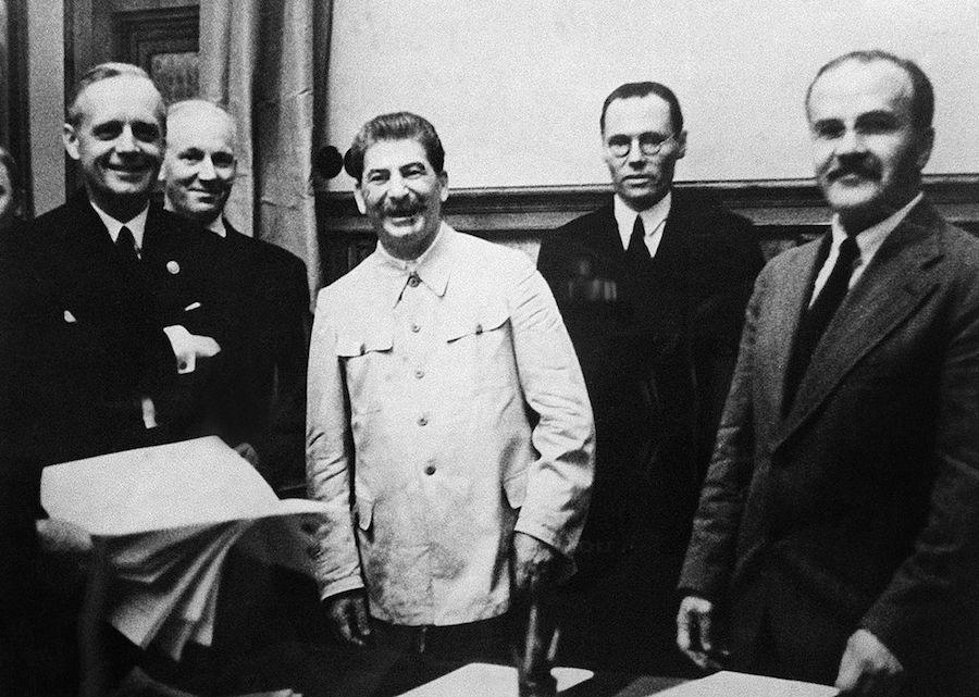 Stalin Ribbentrop Copy