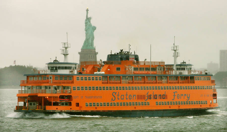 Staten Island Ferry Copy