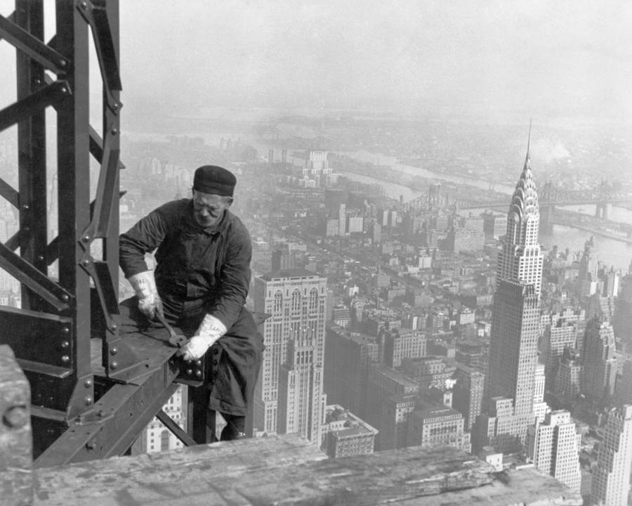 Structural Worker