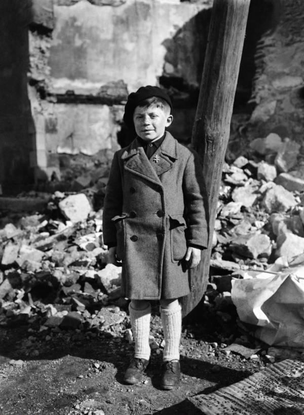 Survivor Of Nazi Massacre