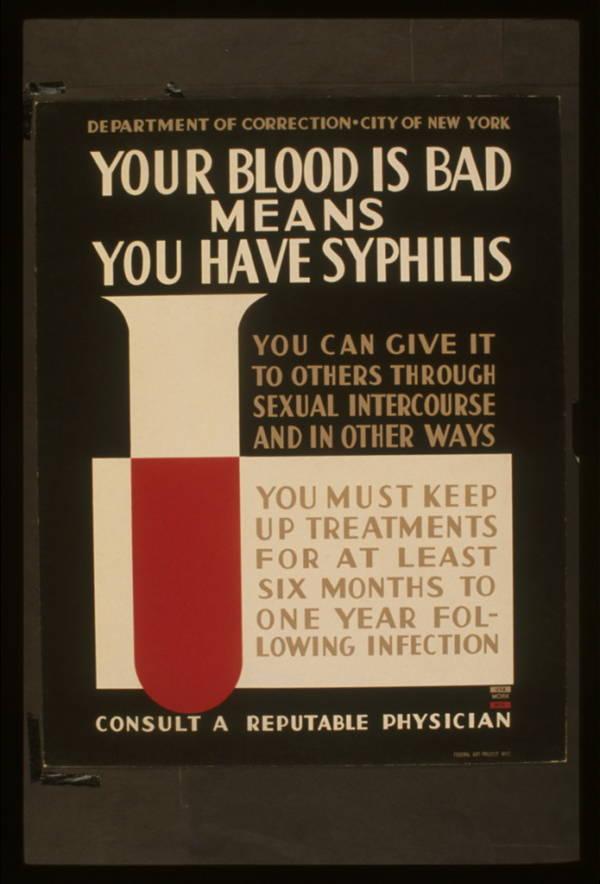 Syphilis Bad Blood