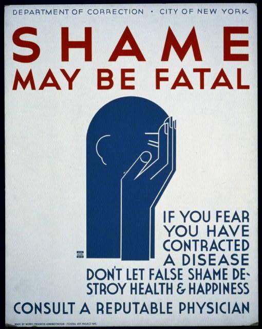Syphilis Fatal Shame