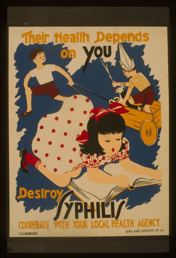 Syphilis Health