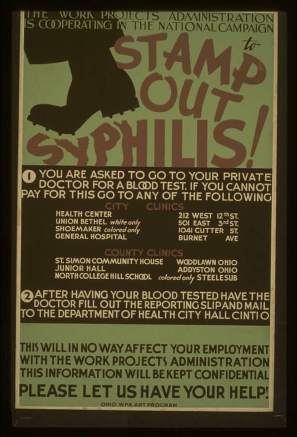 Syphilis Stamp