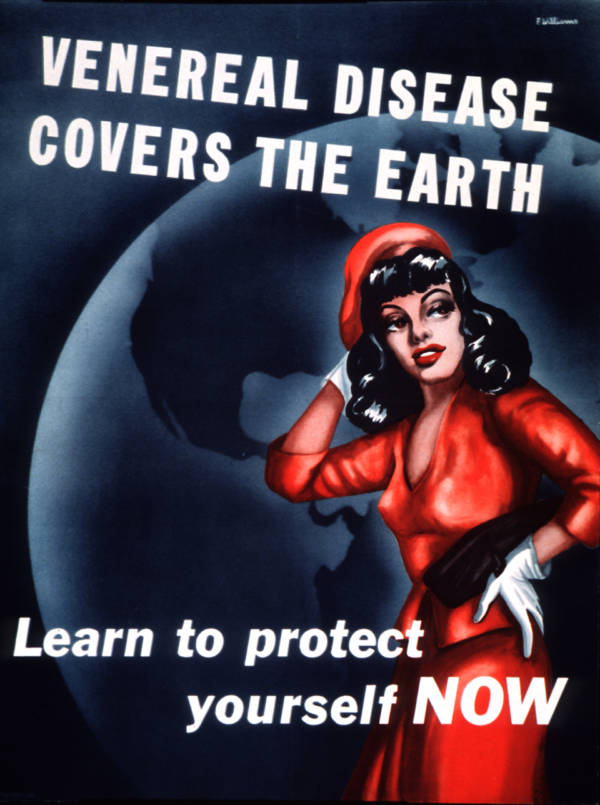 Venereal Disease Earth