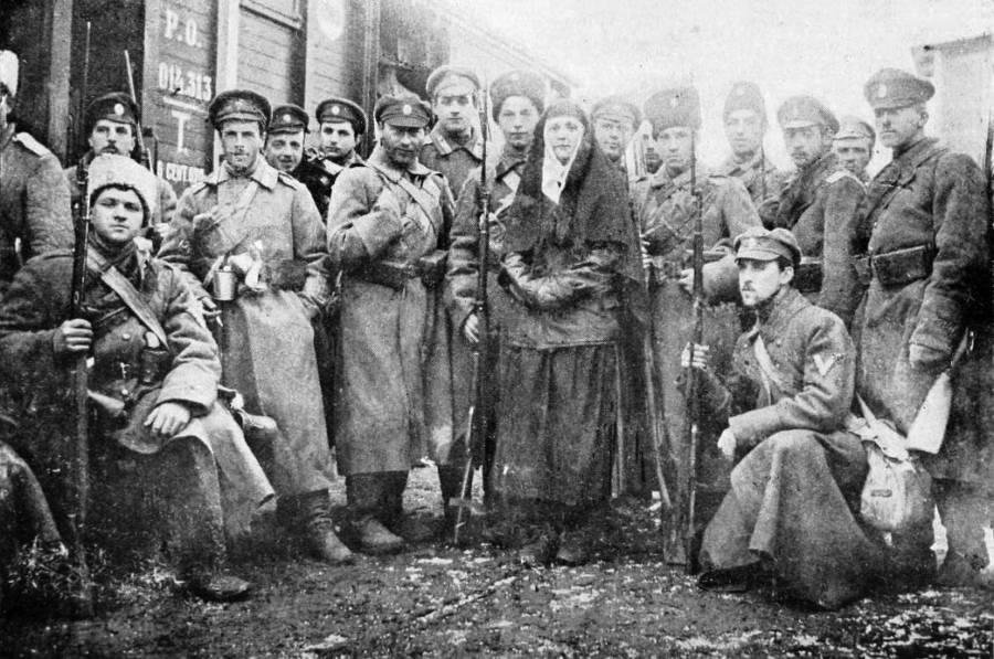 Volunteer Army