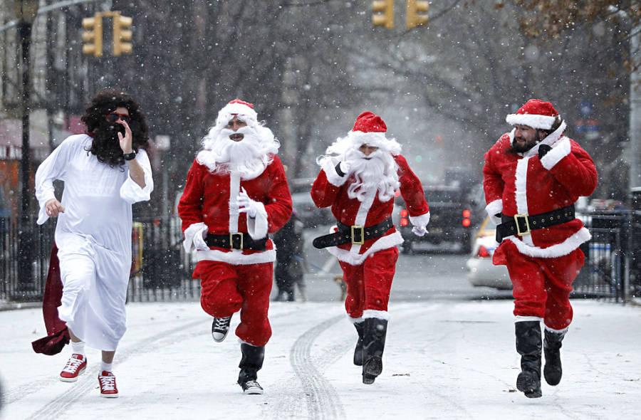 History Of The War On Christmas