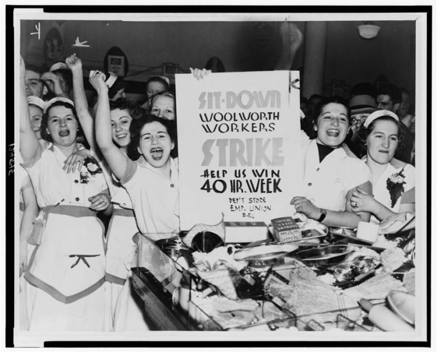 Woolworth Strike