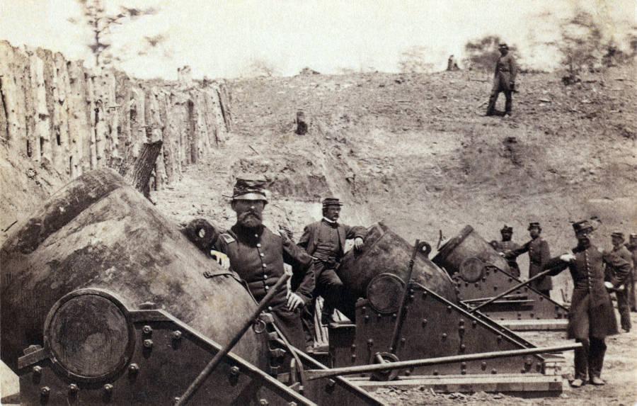 Yorktown Artillery
