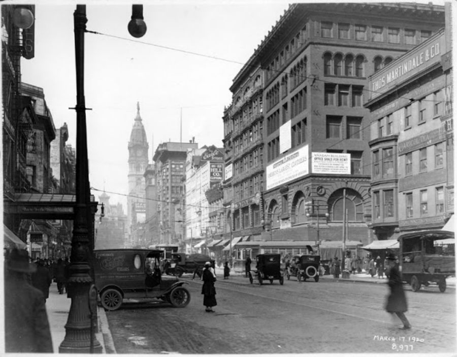 1920s New York