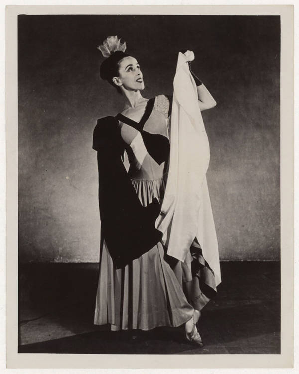 Martha Graham In Punch And The Judy