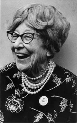 Jeannette Rankin In 1970