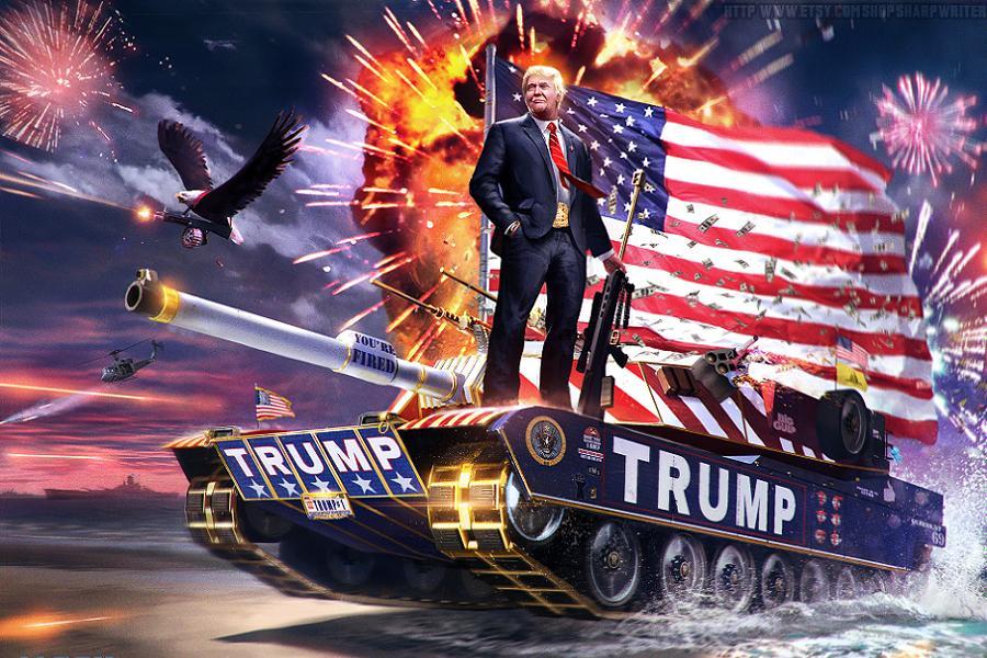 Alt-Right Trump Tank